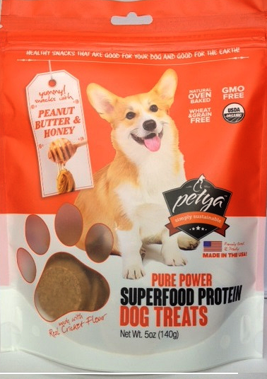 Petya Pure Power Dog Treats